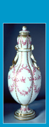 """Harewood Bottle"" vase"